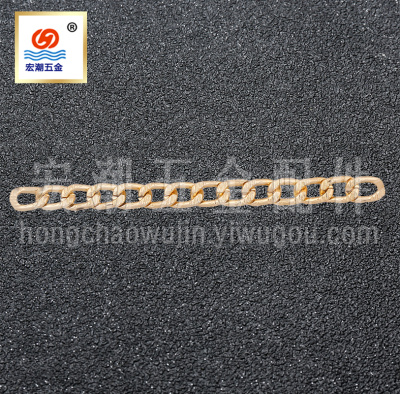 Supply all kinds of bags, chains, accessories, chains, hardware chains, electroplating, environmental protection