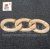 Factory direct supply a large number of customized hardware supply aluminum jewelry chain metal chain