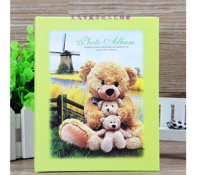 Supply Cartoon Boutique Album 4d100 Zhang Baby Growth