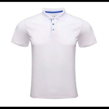 Summer girls polo shirt short - sleeved men 's T - shirt cotton Guanggu Shan custom semi - sleeved overalls