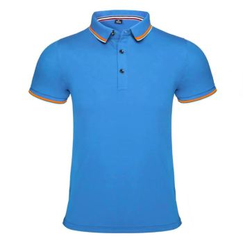 Summer dress shirt POLO shirt men summer short sleeve T shirt collar collar spring uniforms sportswear