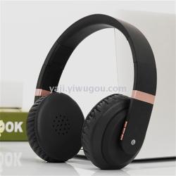 T1602私模头戴式蓝牙耳机无线HIFI重低音-电讯器材 义乌国际商贸城