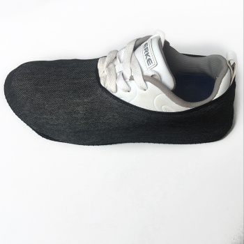 Cotton thick floor socks denim anti - skid shoes sets socks can be repeatedly washed anti - static can be customized