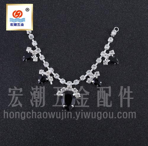 Diamond bracelet chain chain bracelet necklace bracelet