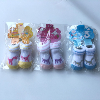 Spring and summer summer thin section children socks boys and girls cotton baby baby cotton socks 0-1-3 year old socks