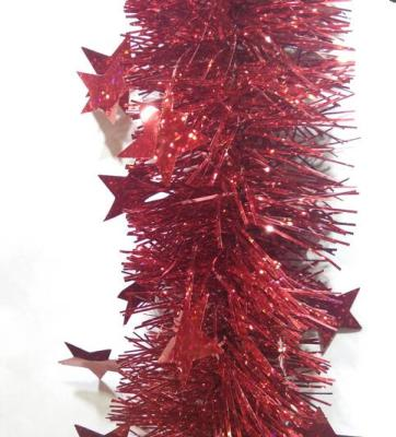 Christmas festive decorations star tops