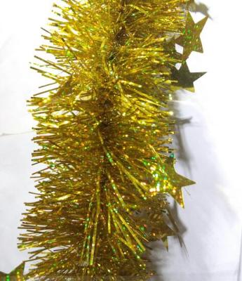 Christmas festive decorations star tops