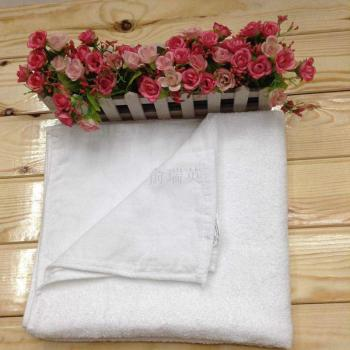 60 * 120 front gauze on the back of the towel material bath towel baby towel