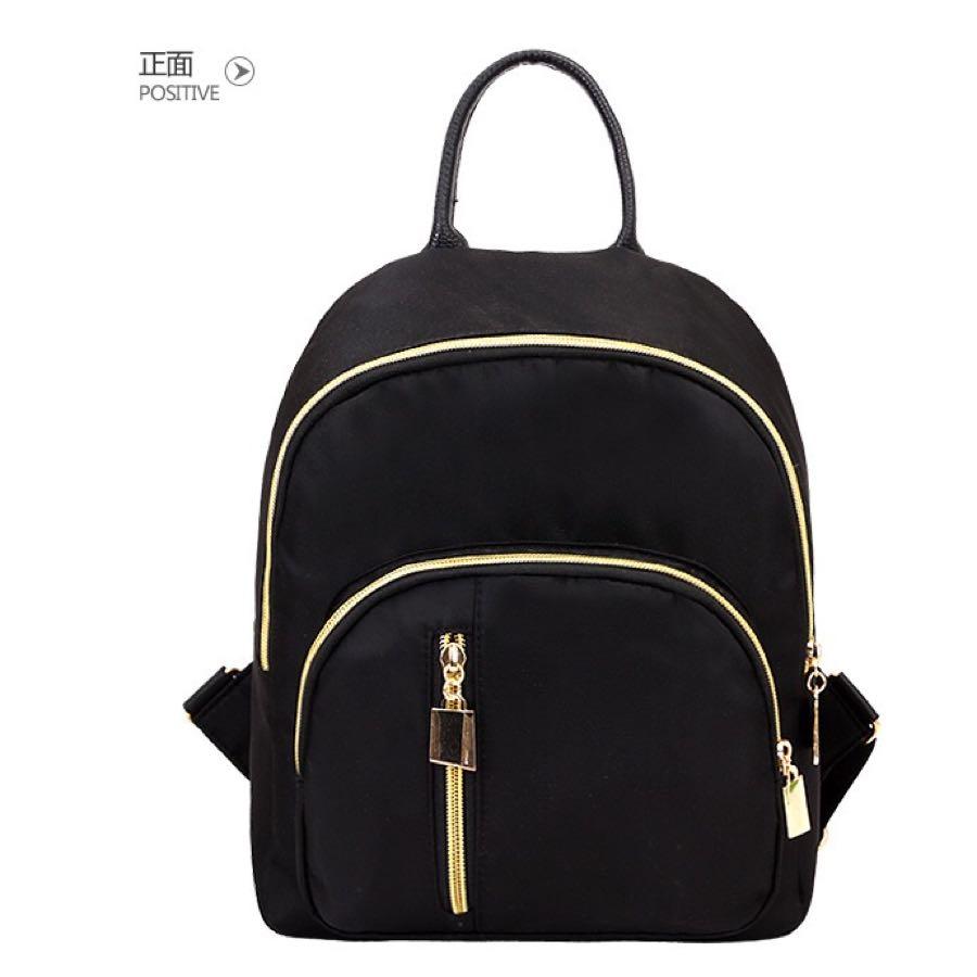 2017新款迪丽热巴同款双肩包 学院风小背包 双肩旅行背包女包批发图片