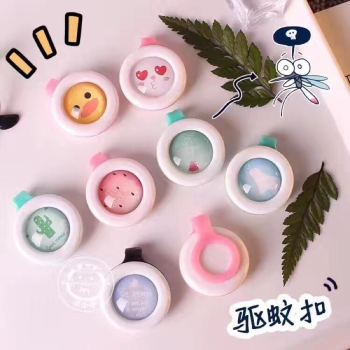 2017 new insect repellent deduction factory direct baby pregnant women mosquito repellent button anti-mosquito button