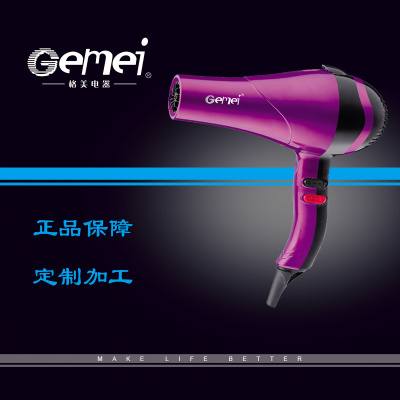 Gemei 1704 hair dryer hair dryer parts dryer hair dryer hair tools