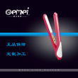 GEMEI 1997 gemei temperature adjustable electric dual-purpose curlers roll straight splint foreign hair straightener