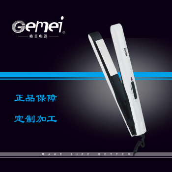 Gemei 1937 perm browser hair straighteners for foreign trade none hurt hair curling iron