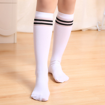 Velvet children in the tube socks fashion girls stockings wild Mickey in the socks processing custom wholesale
