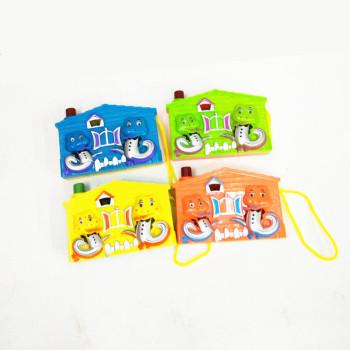 Children 's educational toys pocket children' s plastic cartoon camera model toys