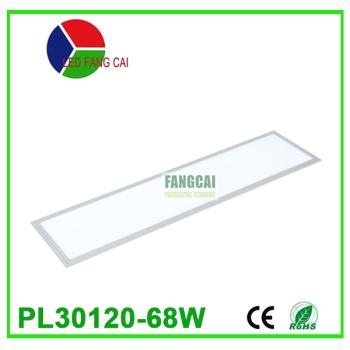 30x120 LED large panel light flat light 68w
