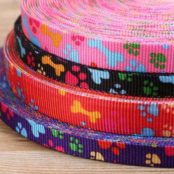 廠家直銷 卡通印花織帶 寵物繩帶