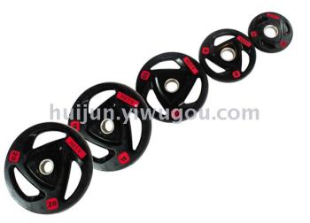 HJ-A511 high-grade barbell pieces (stainless steel sets)