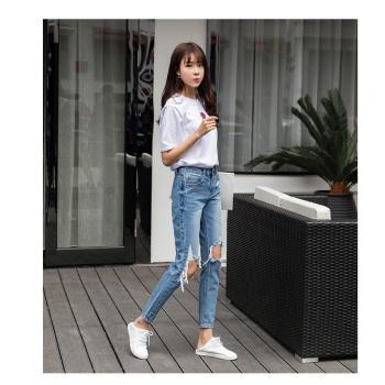 Women's jeans pack socks