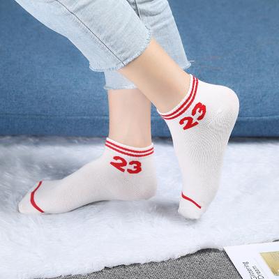 Two Bars Striped Digital Socks Socks Socks Creative Number Pantyhose Socks Socks Socks Factory Outlet Wholesale