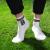 letter sports socks men and women socks thin cotton socks two bars students socks loaves socks manufacturers wholesale