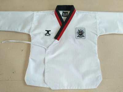 Taekwondo empty-hand suit jacket pants