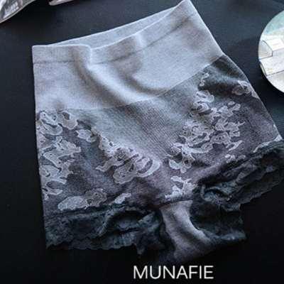 High waist waist belts underwear ladies lace tight underwear summer breathable comfortable briefs