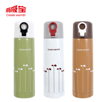 Antarctic treasure cool drink vacuum stainless steel insulation Cupring small bowl gift cups travel pot sports bottle