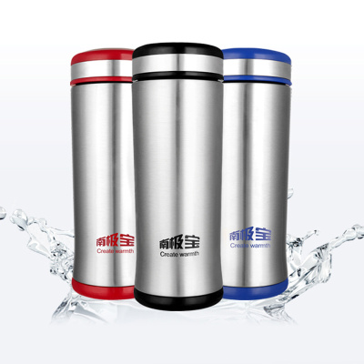 Fashion stainless steel vacuum insulation Cup super warm water cup business gifts cup portable leakproof cup
