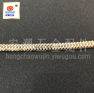 Hot chain metal chain corn chain diamond chain DIY hardware jewelry