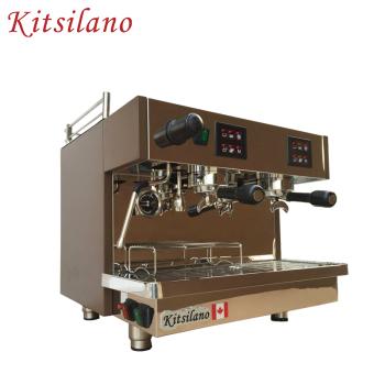 卡茜蘭諾意式雙頭電控半自動咖啡機KT-9.2H