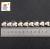 Electroplating thread drill chain square imitation drill line drill ornament line diamond accessories