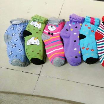 Elderly cheap socks children cartoon socks dress socks plaid socks gauze stockings socks factory direct