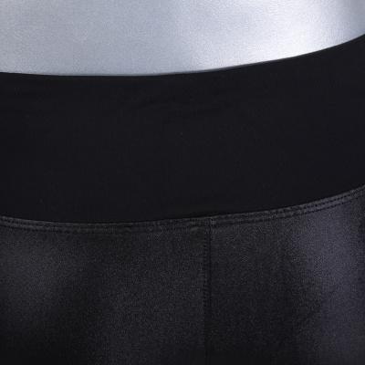 Black Leggings Leggings Fashion Casual Pants Outside Nine Piece