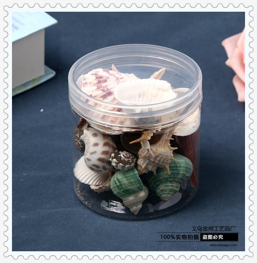 海螺贝壳海星珊瑚鱼缸造景地中海家居摆设