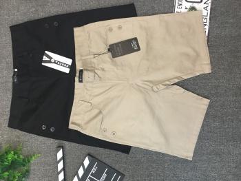 Summer shorts men's cotton pants casual pants beach pants sports pants large pants spot