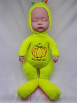 38CM儿童玩具毛绒玩具仿真玩具娃娃仿真娃娃睡梦娃娃1