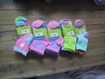 Foreign trade tail single child socks cartoon baby socks dots child children socks stock manufacturers wholesale
