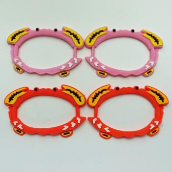Cartoon circle glasses circle swim ring factory direct