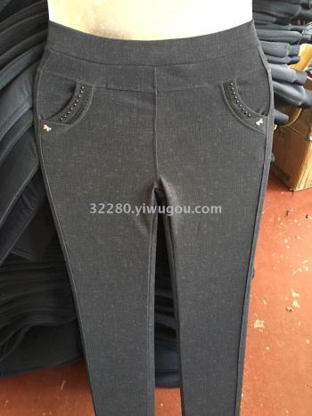 Looking at the new and old Leggings manufacturer WeChat 13735763995 north and South cargo control
