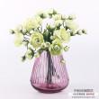 Creative home accessories fashion Nordic decorative ornaments glass water vase flower