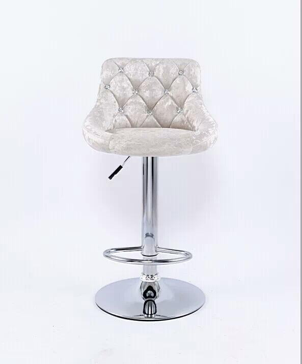 欧式简约时尚高脚旋转升降吧台椅柜台椅前台椅酒吧椅