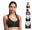 068 # foreign trade seamless breathable wrapped chest movement bra