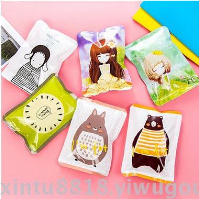 6070 summer tourism summer portable small ice bag creative cooling ice packs back fever ice pack repeated use