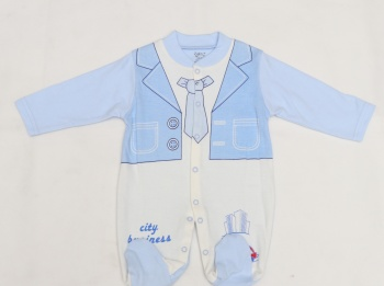 Baby conjoined clothes