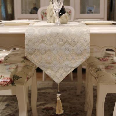 European-style American tea table tablecloth tablecloth, tablecloth and tablecloth can be customized.