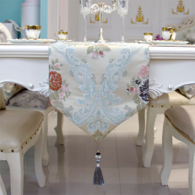 Table flag luxury European style Chinese style dinner table cloth table cloth table cloth can be customized.