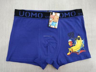 Men's flat underwear