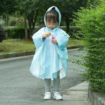 Children baby raincoat kindergarten child boy poncho pupil girl outdoor waterproof cloak
