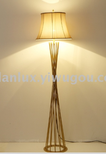 discount table and floor lamps